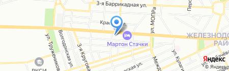ВсеИнструменты.ру на карте Ростова-на-Дону