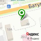 Местоположение компании Amirov architects