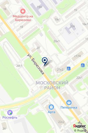 ДРАЙВЕР МАГАЗИН на карте Рязани