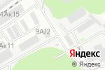 Схема проезда до компании Ростов поддон в Ленинакане