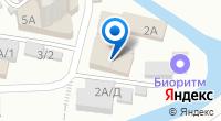Компания Бюро ритуальных услуг на карте