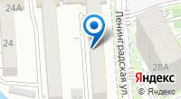 Компания Нотариус Захарова С.И. на карте