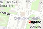 Схема проезда до компании Пролетарский в Липецке