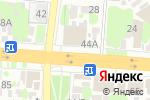Схема проезда до компании Мои документы в Ростове-на-Дону