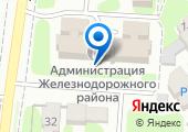 Районный совет ветеранов войны, труда, вооруженных сил и правоохранительных органов на карте