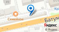 Компания Trec на карте