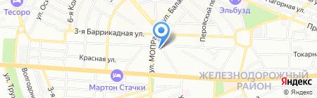 Виски на карте Ростова-на-Дону