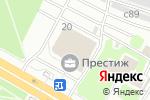 Схема проезда до компании СтанкоФорвард в Рязани