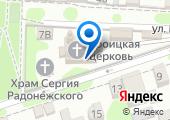 Дон Православный на карте