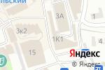 Схема проезда до компании Мясной магазин в Липецке