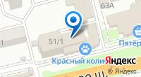 Компания Интерспорт на карте