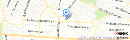Italсolor на карте Ростова-на-Дону