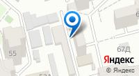 Компания Автомозг на карте