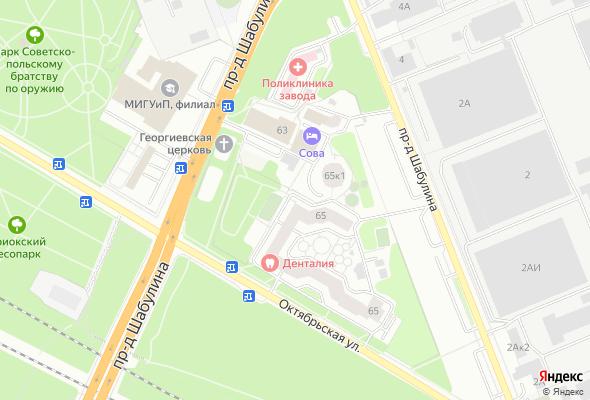 жилой комплекс Приокский парк