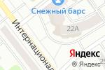 Схема проезда до компании Раменский деликатес в Рязани