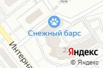 Схема проезда до компании Окнаклассик в Рязани