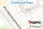 Схема проезда до компании Стильный текстиль в Рязани