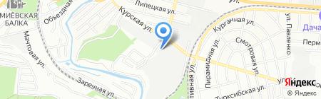 Пищевые технологии на карте Ростова-на-Дону