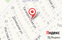 Схема проезда до компании Донской в Койсуге