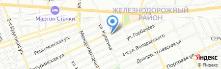 Участие на карте Ростова-на-Дону