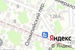 Схема проезда до компании Дилайт Медиа в Ростове-на-Дону