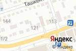 Схема проезда до компании РД-ПароходЪ в Ростове-на-Дону