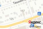 Схема проезда до компании переСТРОЙКА в Ростове-на-Дону