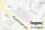 Схема проезда до компании Климат Мастер в Ростове-на-Дону