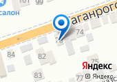 Колви-Ростов на карте