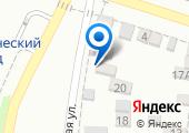 Роспроектстрой, ЗАО на карте
