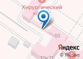 Окружной военный клинический госпиталь на карте