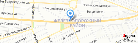 ЦАРЬ ПРОДУКТ на карте Ростова-на-Дону