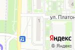 Схема проезда до компании Бунгало в Ростове-на-Дону