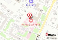 МРТ, Центральная районная больница в Рязани - улица Мервинская, д. 16: запись на МРТ, стоимость услуг, отзывы