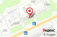 Схема проезда до компании Смайл в Рязани
