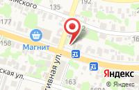 Схема проезда до компании Пульс в Старомарьевке