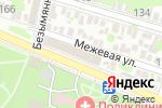 Схема проезда до компании Billboardoff в Ростове-на-Дону