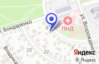 Схема проезда до компании ГАЗОВОЕ ПРЕДПРИЯТИЕ РОСТОВОБЛГАЗ в Донецке