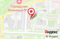 Схема проезда до компании Панда в Ростове-На-Дону