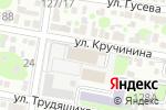 Схема проезда до компании ПромЭлектроника в Ростове-на-Дону