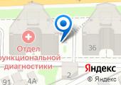 РостовИнвестСтрой на карте