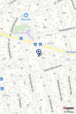 ЮВЕЛИРНАЯ МАСТЕРСКАЯ на карте Шахт