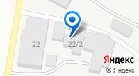 Компания Бетонар на карте