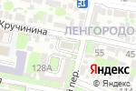 Схема проезда до компании Прокуратура Железнодорожного района в Ростове-на-Дону