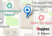 Дон-ТР на карте