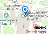 Дон-ТР, FM 89.0 на карте