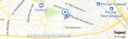 Тайна на карте Ростова-на-Дону