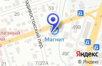 Схема проезда до компании МЕБЕЛЬНЫЙ МАГАЗИН ЛАГУНА М в Таганроге