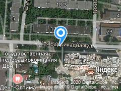Ростов-на-Дону, улица 1-я Баррикадная