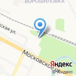 Набатпром на карте Рязани